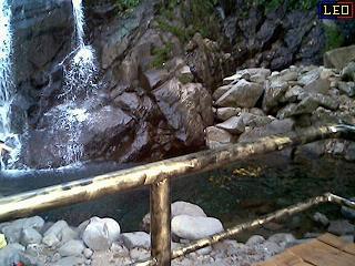 老梅青山瀑布步道輕鬆爬|新北市北海岸(石門區)熱門景點 Tamsui Qingshan waterfall 01
