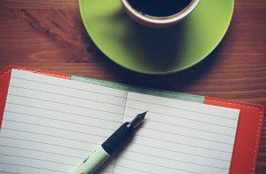 coffee creative notebook office cafe 創業筆記:如何開一間咖啡館?臺北火車站花顏巧語咖啡館閒談