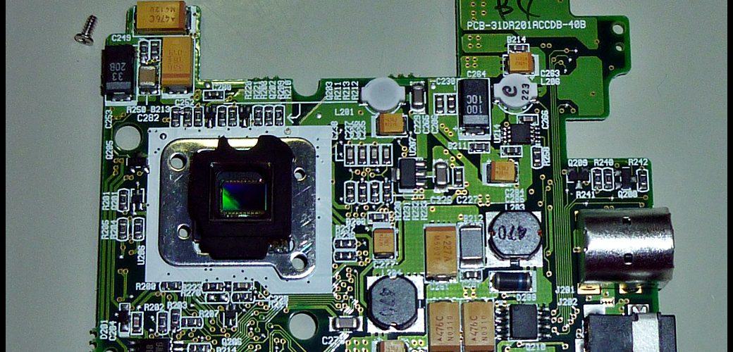 RCA Digital Camera CDS6300 17 數位相機 RCA 拆解紀錄與改裝紅外線相機