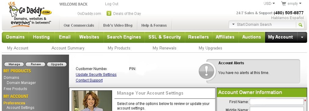 01-Godaddy-Moving-Domain-Names-Setup-User-Account-Vedfolnir