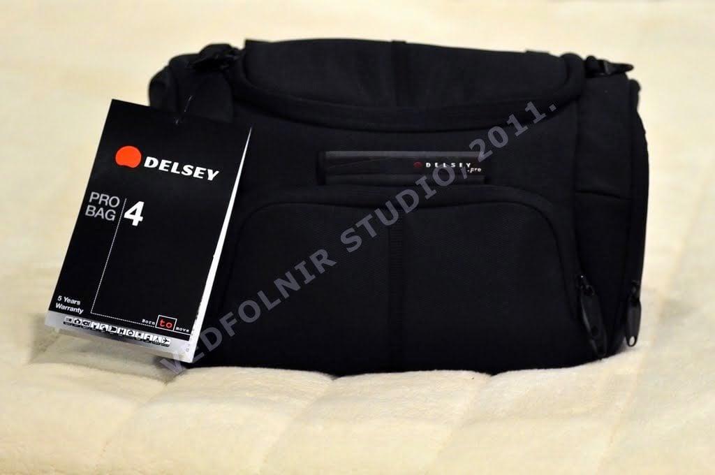 Delsey Pro Bag 4 photography equipments 02 法國大使 Delsey Pro Bag 4 攝影相機包開箱文與使用心得推薦