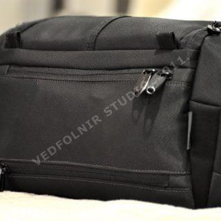 Delsey Pro Bag 4 photography equipments 03 法國大使 Delsey Pro Bag 4 攝影相機包開箱文與使用心得推薦