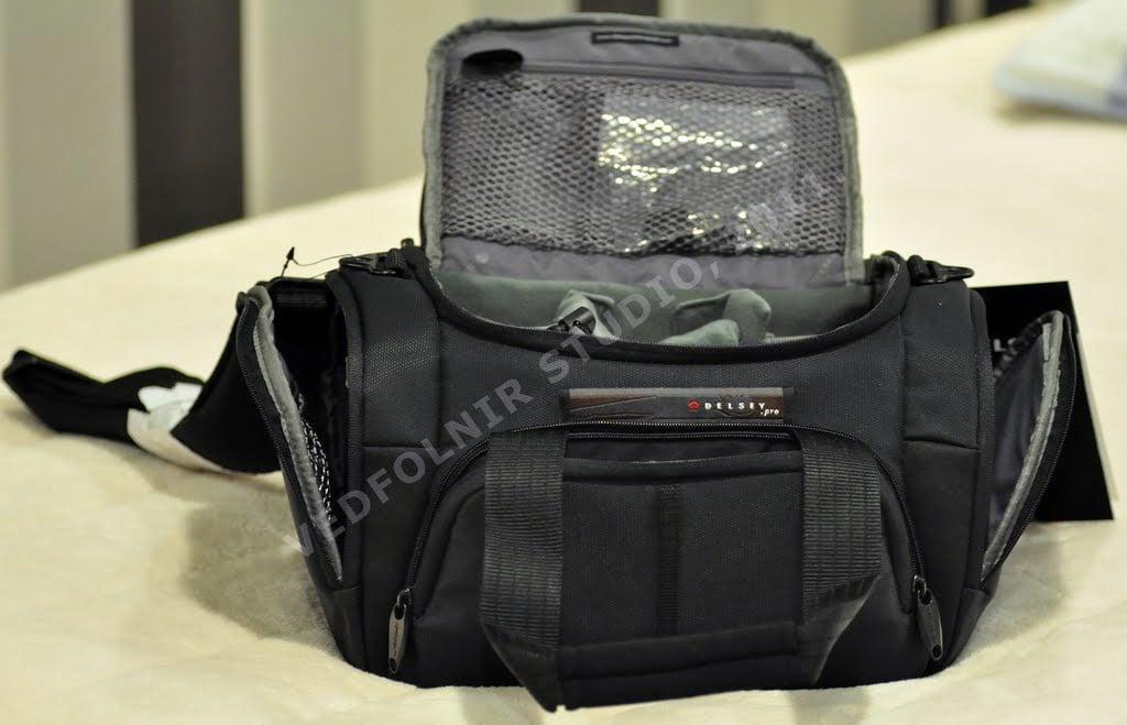 Delsey Pro Bag 4 photography equipments 04 法國大使 Delsey Pro Bag 4 攝影相機包開箱文與使用心得推薦