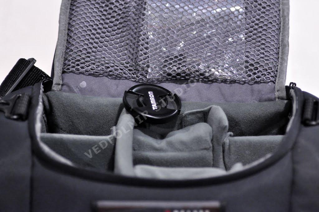 Delsey Pro Bag 4 photography equipments 07 法國大使 Delsey Pro Bag 4 攝影相機包開箱文與使用心得推薦