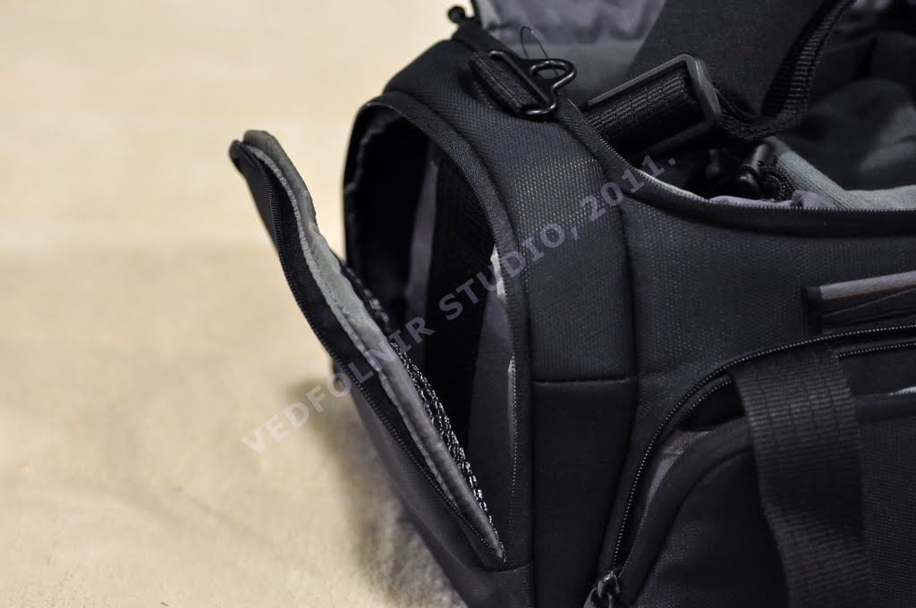 Delsey Pro Bag 4 photography equipments 10 法國大使 Delsey Pro Bag 4 攝影相機包開箱文與使用心得推薦