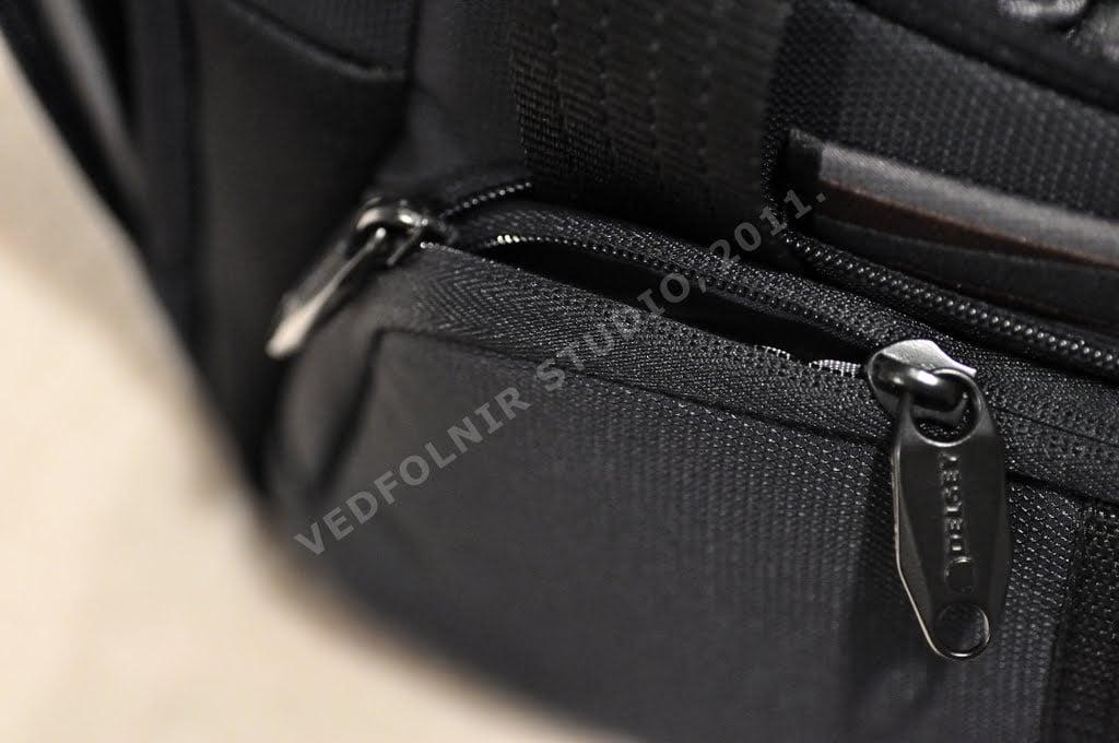 Delsey Pro Bag 4 photography equipments 12 法國大使 Delsey Pro Bag 4 攝影相機包開箱文與使用心得推薦