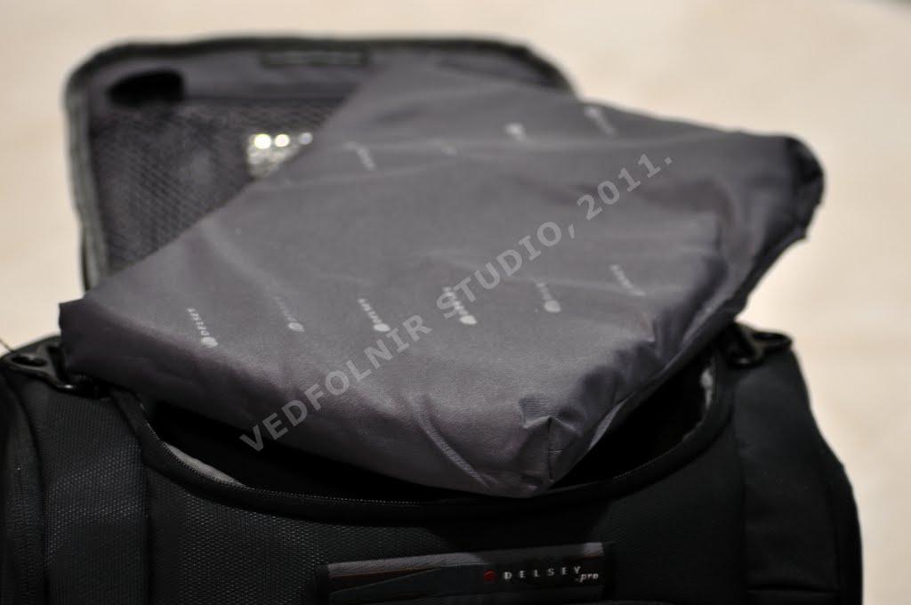 Delsey Pro Bag 4 photography equipments 20 法國大使 Delsey Pro Bag 4 攝影相機包開箱文與使用心得推薦