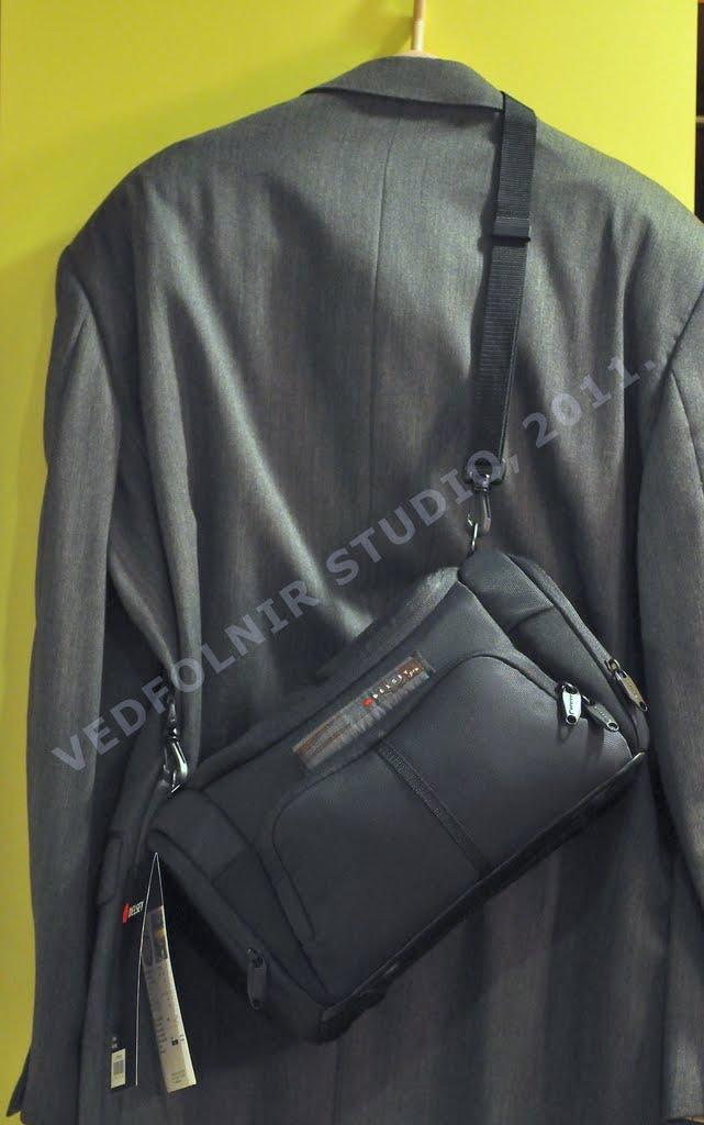 Delsey Pro Bag 4 photography equipments 24 法國大使 Delsey Pro Bag 4 攝影相機包開箱文與使用心得推薦