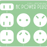 Travel-AC-Power-Plugs-Sockets-旅遊-電源插座種類-Vedfolnir