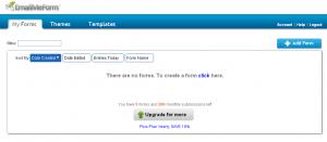 EmailMeForm 04 MyForms EmailMeForm/建立網頁版的快速發信及留言系統(電子表單)