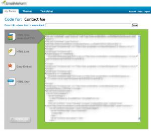 EmailMeForm 07 Contact Form Sample EmailMeForm/建立網頁版的快速發信及留言系統(電子表單)