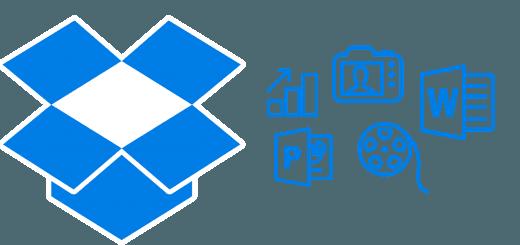DropBox Cloud Storage Internet Logo DropBox|最受商業人士喜愛的雲端儲存空間|免費申請教學