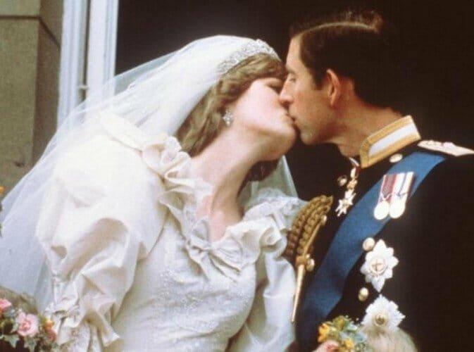Diana and Charles Kiss