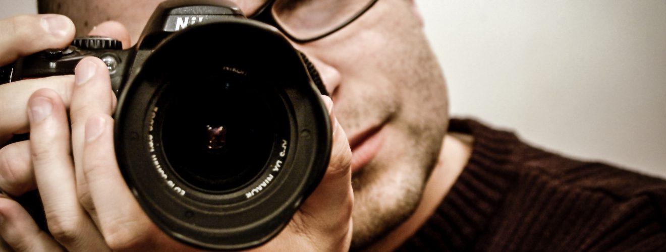 man camera photographer lens nikon 好市多 Costco 照片沖印線上服務