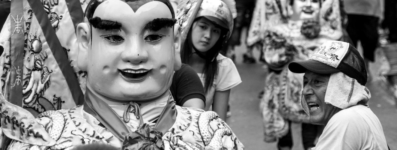 淡水-端午繞境-Tamsui Culture_Puppets-vedfolnir