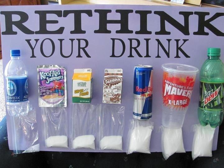 含糖飲料甜滋滋 隱藏超驚人糖分量嚴重危害健康