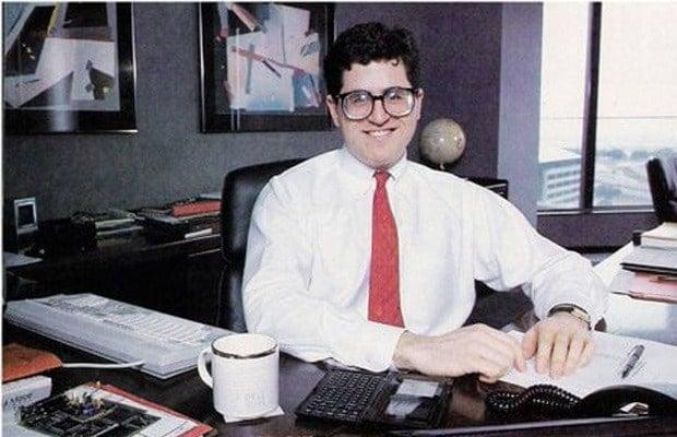 Michael Dell Dell Office 全球高科技業十大超級 CEO 辦公室工作桌長這樣