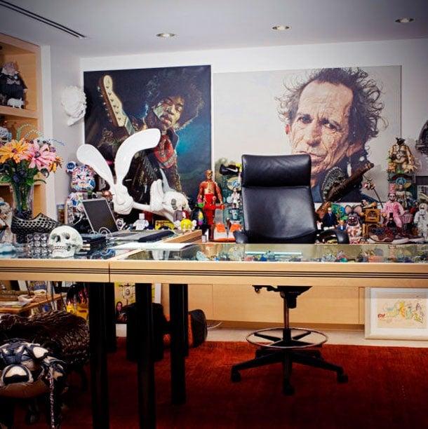 Nike CEO Office Desk 全球高科技業十大超級 CEO 辦公室工作桌長這樣