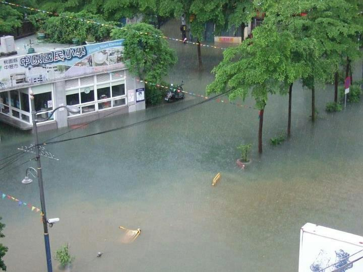 Taiwan Heavy Rain 20120611 03 3