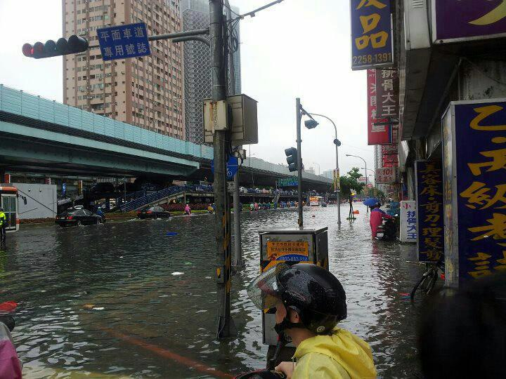 Taiwan Heavy Rain 20120611 08 8