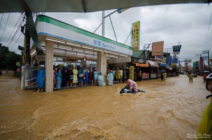 Taiwan Heavy Rain 20120611 11 11