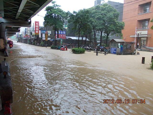 Taiwan Heavy Rain 20120611 16 16