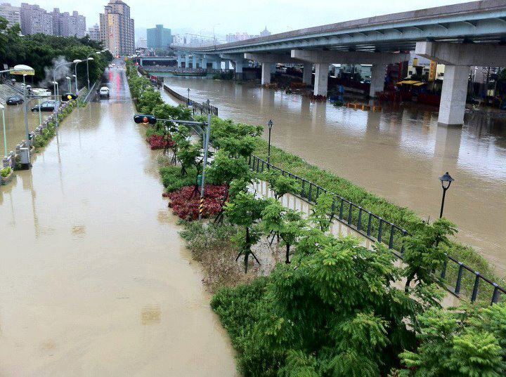 Taiwan Heavy Rain 20120611 21 21
