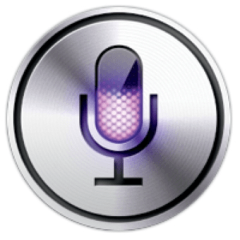 Apple iOS iPhone Siri Icon Logo 1