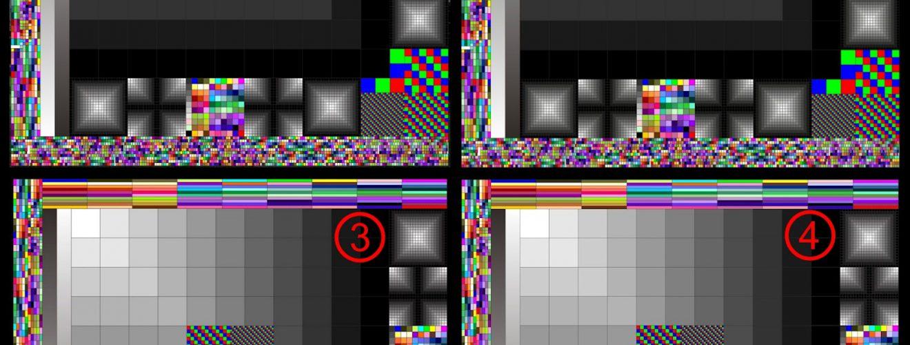 攝影圖庫|Facebook, Flickr 和 Picasa 展示與保存照片時的差異在哪裡? Photo Contrast Base Color Box Testing