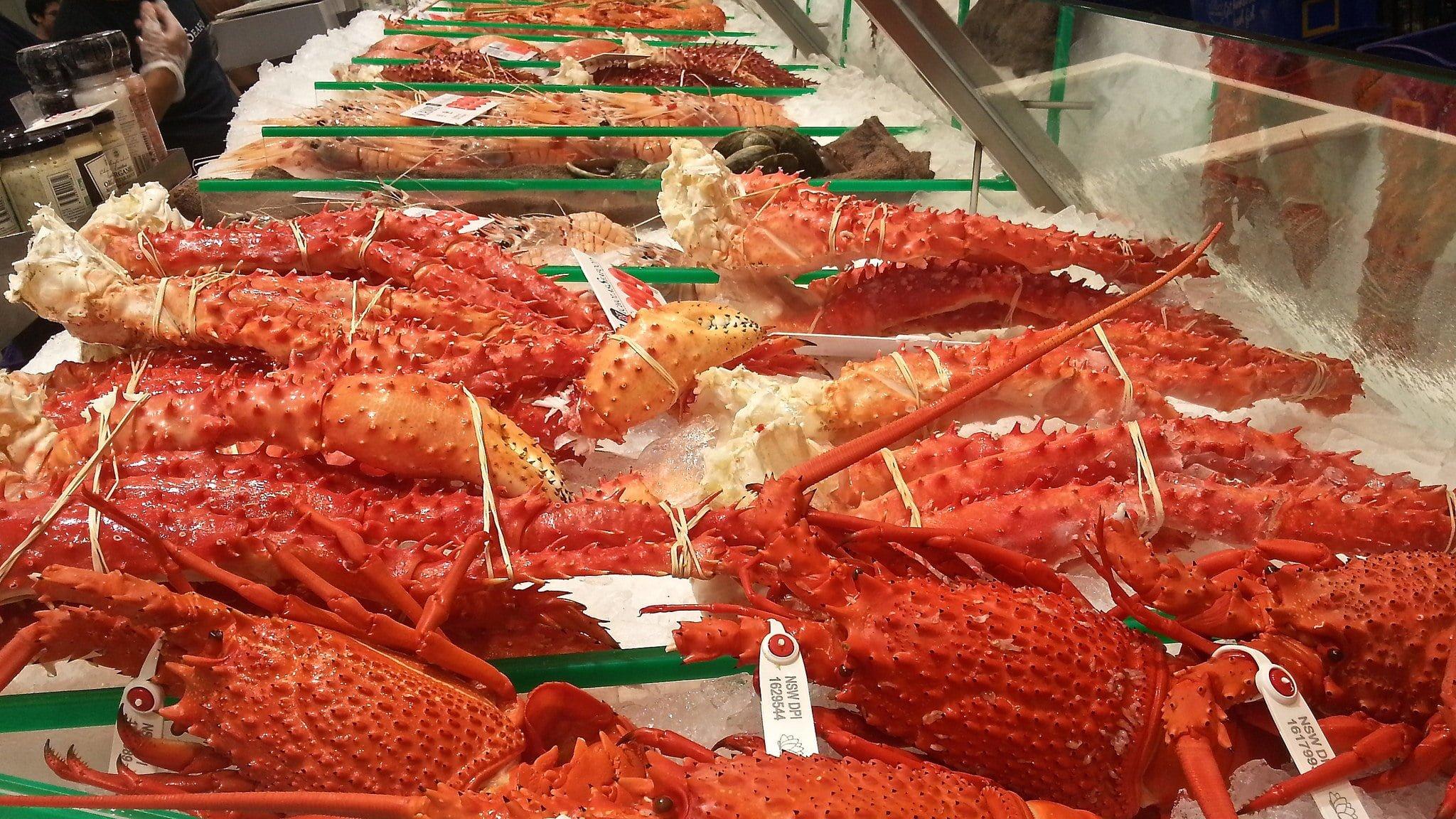 Market Seafood llee_wu