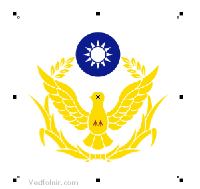 Police_Logo_臺灣_警察_商標_徽章_設計_Vedfolnir
