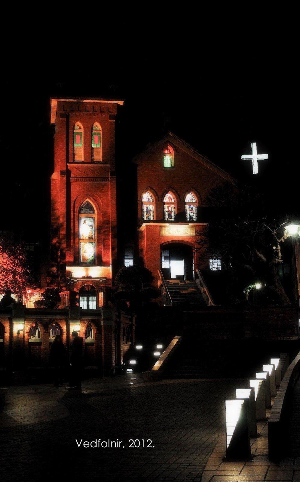 淡水-馬偕-教堂-Tamsui-Dr-George-Leslie-Mackay-Ancient-Church-vedfolnir