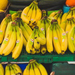 bananas delicious food fresh 讓香蕉保持新鮮可口的健康美食小技巧(水果蔬菜觀念通用)