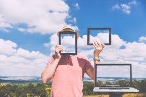 nature-laptop-outside-macbook-blue-sky-tablet