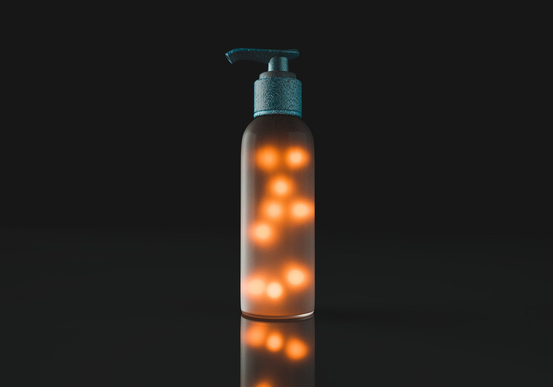 soap shampoo pump bottle led light 還在用家庭號洗髮精?對頭髮健康看來是壞主意