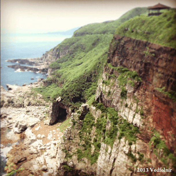 Longdong Northeast Cave of New Taipei City 1