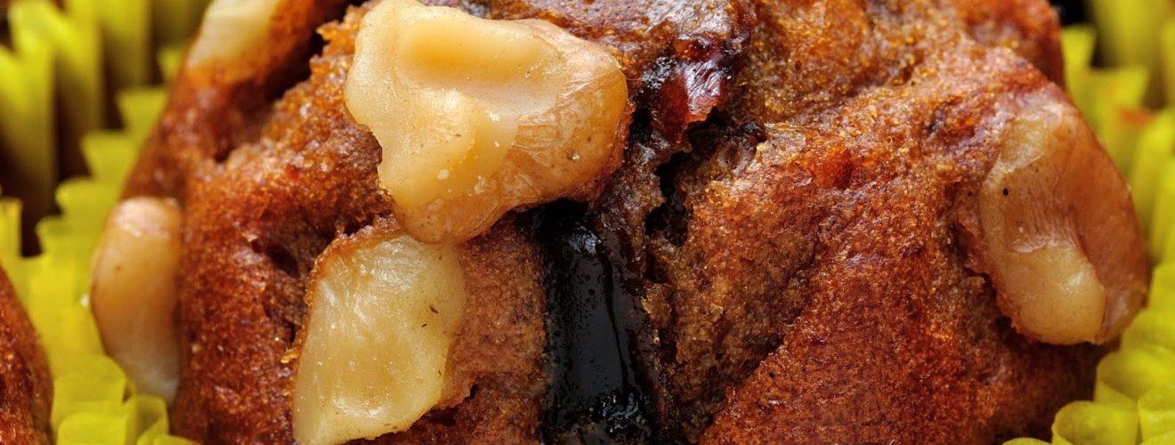 桂圓核桃糕 Longan walnut Muffin