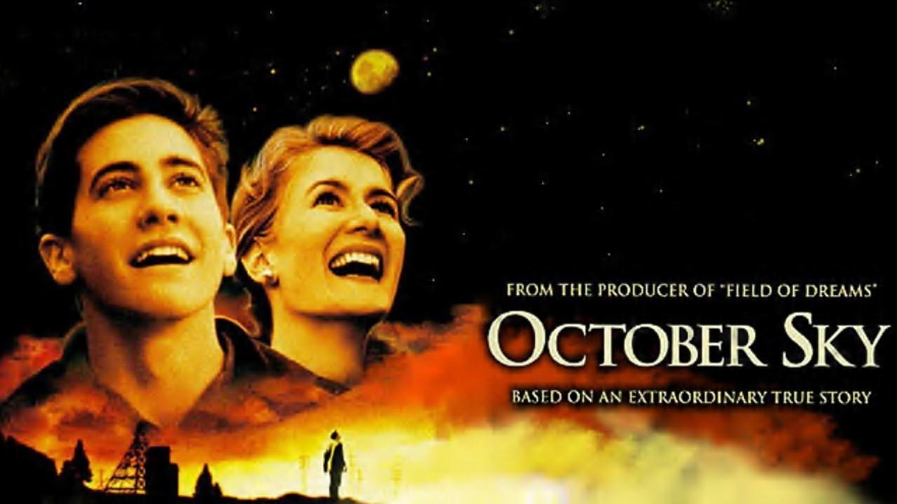 十月的天空 October Sky
