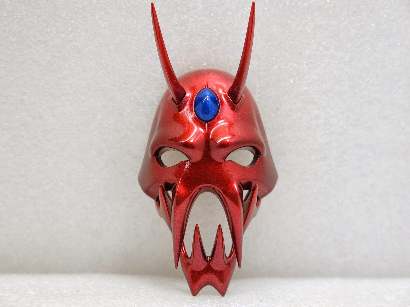 Toy Model Ghost Mask 03 約瑟夫模型:鬼面 SRG-S034~PERSON-LICHKEIT 超級機器人大戰 OG
