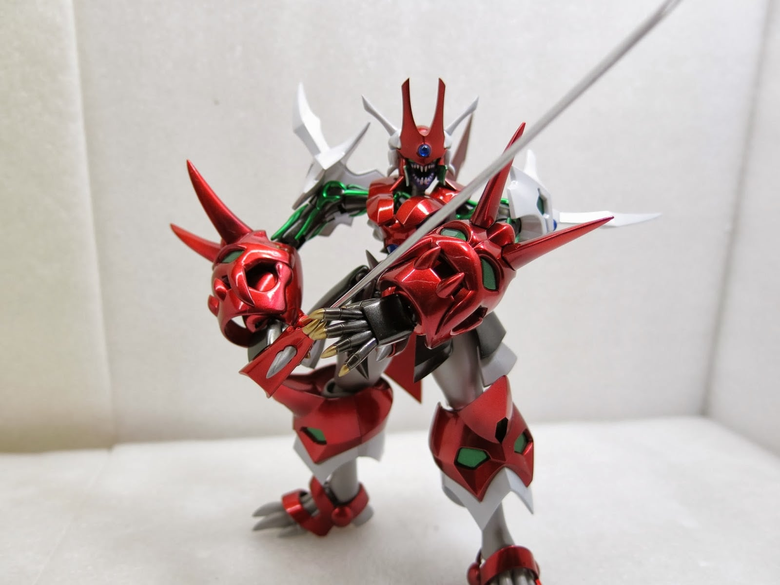 Toy Model Ghost Mask 05 約瑟夫模型:鬼面 SRG-S034~PERSON-LICHKEIT 超級機器人大戰 OG