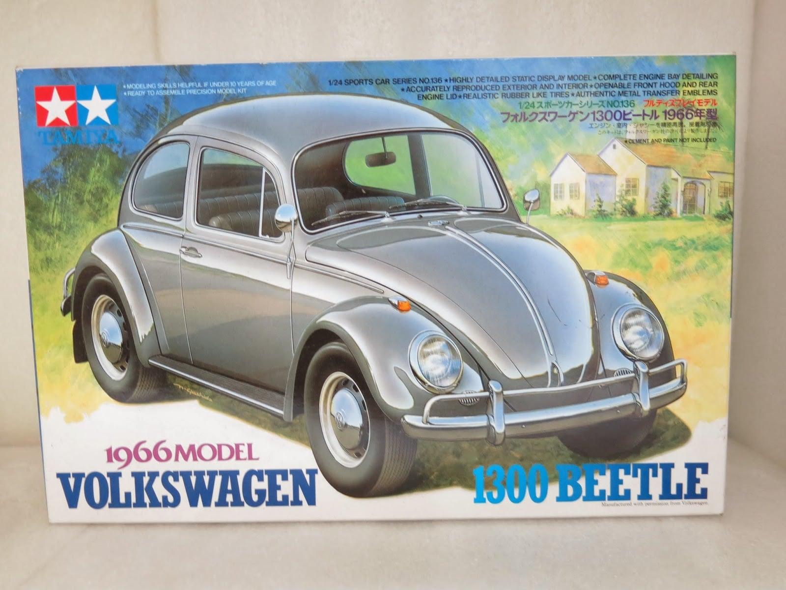 Toy Model Volkswahen 1966 22