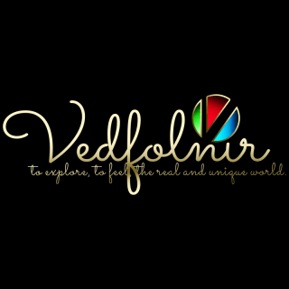 V Logo Vedfolnir Word Square Box Design 800px