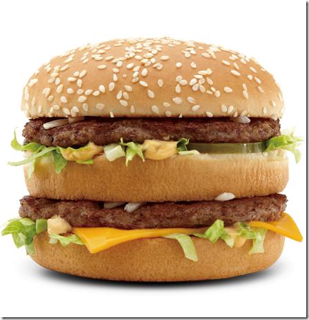 麥當勞-大麥克漢堡