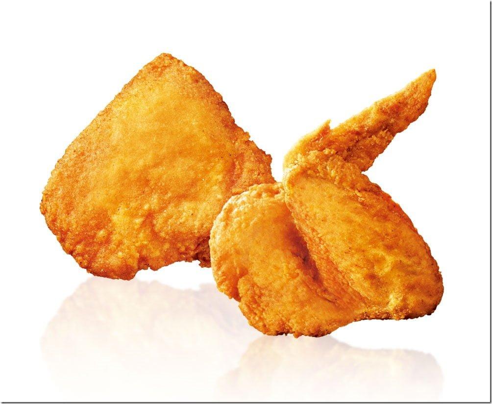 肯德基-薄皮嫩雞