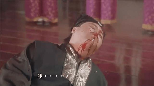 食神-唐牛-吐血