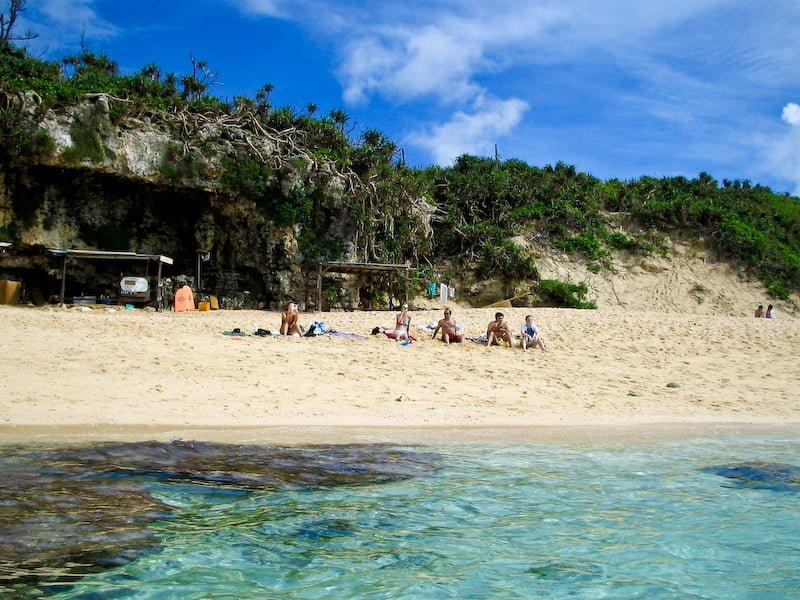 日本沖繩五天四夜湛藍之旅 Big Blue in Okinawa 露營 Camping