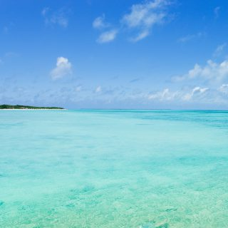 Okinawa-blue-sea