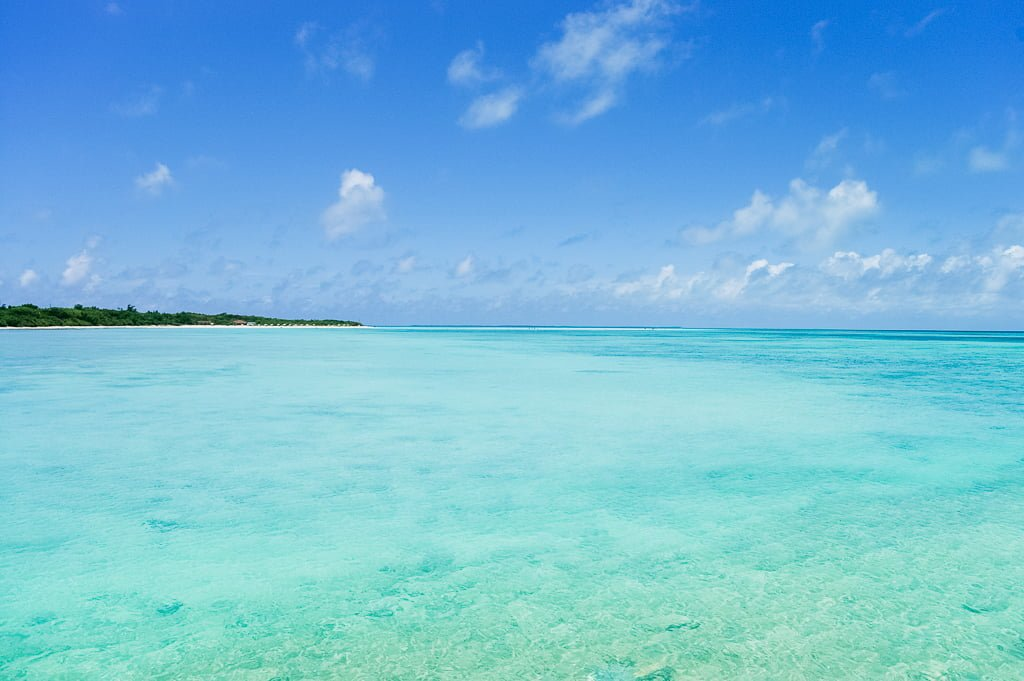 Okinawa-blue-sea