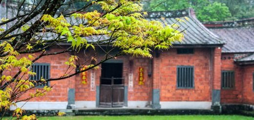 old-farm-house-DaShi-大溪-農家-vedfolnir