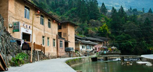China-Travel-Fujian-Village-福建-南靖-塔下村-Vedfolnir